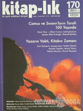 Kitap-lık Sayı: 170 Aylık Edebiyat Dergisi - Kolektif - Yapı Kredi Yay