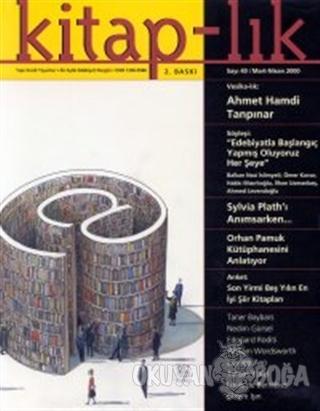 Kitap-lık Sayı: 40 Aylık Edebiyat Dergisi - Kolektif - Yapı Kredi Yayı