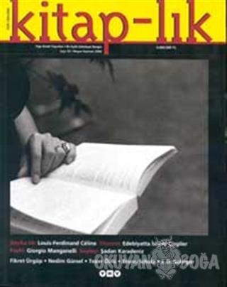 Kitap-lık Sayı: 53 Aylık Edebiyat Dergisi