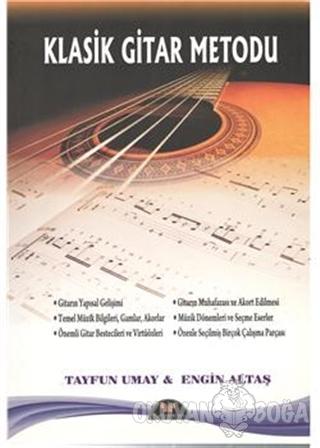 Klasik Gitar Metodu - Tayfun Umay - Yurtrenkleri Yayınevi