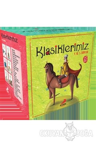 Klasiklerimiz (25 Kitap) - Kolektif - Erdem Çocuk
