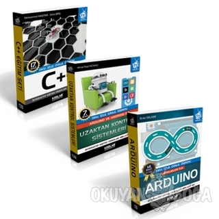Kodlab Eğitim Seti 2 (4Kitap Takım)