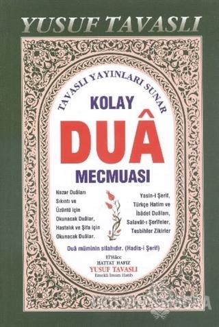 Kolay Dua Mecmuası (B07) - Yusuf Tavaslı - Tavaslı Yayınları