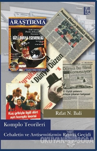 Komplo Teorileri - Rıfat N. Bali - Libra Yayınları