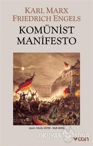 Komünist Manifesto - Karl Marx - Can Yayınları