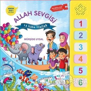 Konuşan Kitap 3 : Allah Sevgisi - Mürşide Uysal - Uysal Yayınevi - Ses