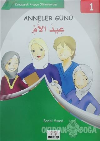 Konuşarak Arapça Öğreniyorum (5 Kitap) - Basel Swed - Mektep Yayınları