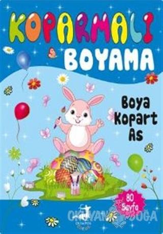 Koparmalı Boyama - 3 - Kolektif - Olimpos Yayınları