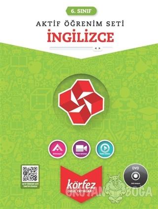 Körfez 6. Sınıf Aktif Öğrenim Seti İngilizce - Kolektif - Körfez Yayın