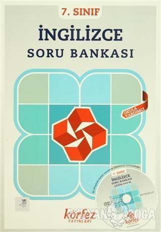 Körfez - 7. Sınıf İngilizce Soru Bankası Çözüm DVD'li