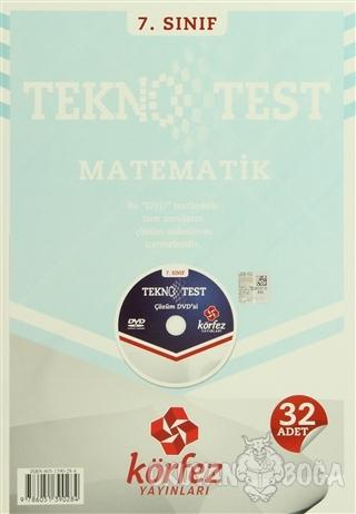 Körfez - 7. Sınıf Matematik Tekno Poşet Test - Kolektif - Körfez Yayın