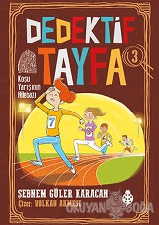 Koşu Yarışının Hilebazı - Dedektif Tayfa 3
