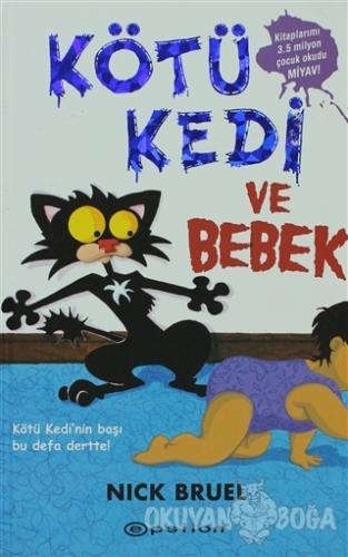 Kötü Kedi ve Bebek (Ciltli)