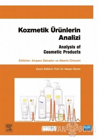 Kozmetik Ürünlerin Analizi (Ciltli) - Kolektif - Nobel Akademik Yayınc
