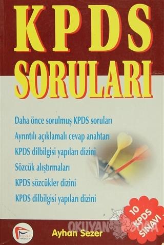 KPDS Soruları - Ayhan Sezer - Pelikan Tıp Teknik Yayıncılık