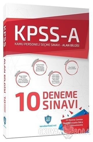 KPSS-A 10 Deneme Sınavı