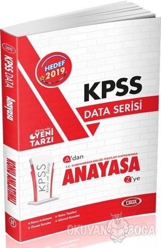 KPSS Anayasa Konu Anlatımlı