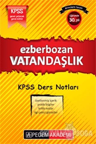 KPSS Ezberbozan Vatandaşlık Ders Notları