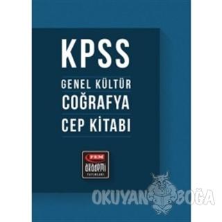 KPSS Genel Kültür Coğrafya Cep Kitabı - Kolektif - FEM Yayınları