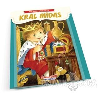 Kral Midas - Kocaman Masallar - Kolektif - Yumurcak Yayınları