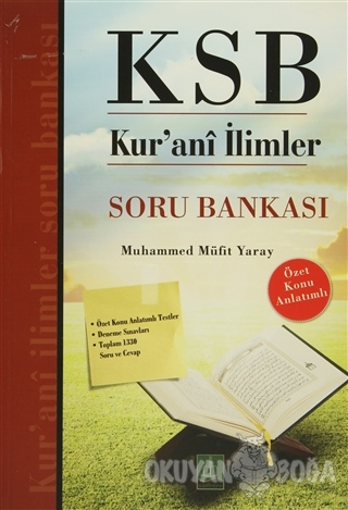 KSB Kur'ani İlimler Soru Bankası - Muhammed Müfit Yaray - Semere Yayın