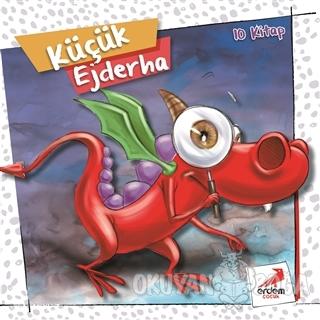 Küçük Ejderha (10 Kitap Takım) - Banu Yücel - Erdem Çocuk