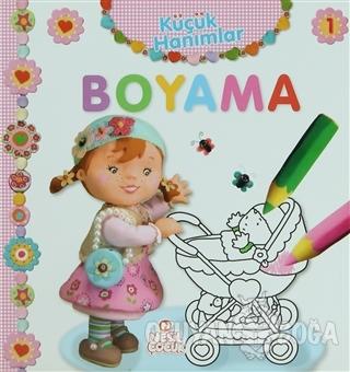 Küçük Hanımlar Boyama Kitabı 1