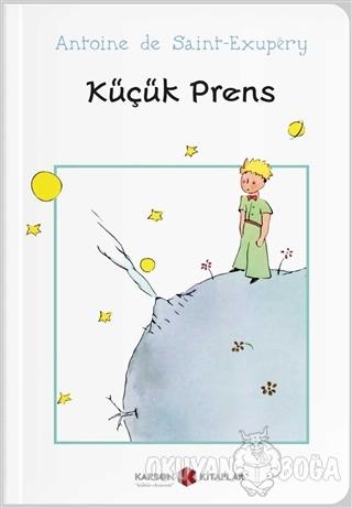 Küçük Prens (Cep Boy) - Antoine de Saint-Exupery - Karbon Kitaplar - C
