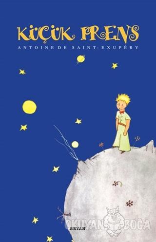 Küçük Prens (Ciltli - Renkli) %50 indirimli Antoine de Saint-Exupery