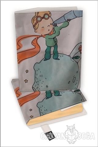 Küçük Prens Dürbün Kitap Kılıfı Kod - S-2919010 - - Kirpi Poster - Kit