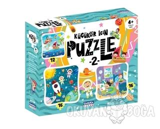 Küçükler İçin Puzzle 2 (Kutulu) - - Çamlıca Çocuk Yayınları