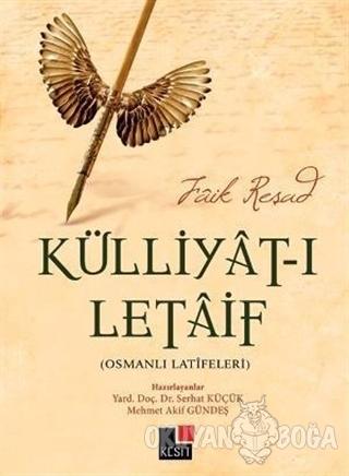 Külliyat-ı Letaif - Osmanlı Latifeleri