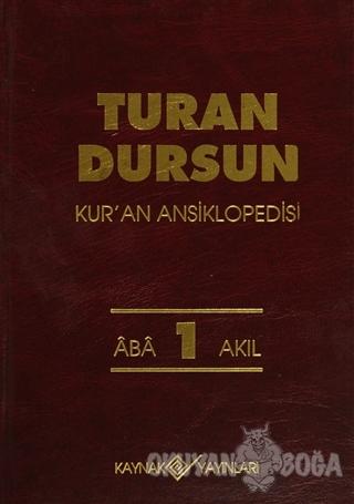 Kur'an Ansiklopedisi (8 Cilt Takım) (Ciltli) - Turan Dursun - Kaynak Y