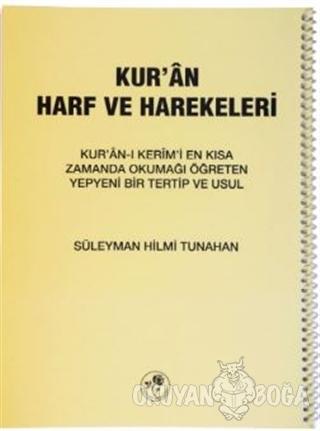 Kur'an Harf ve Harekeleri (Spiralli Küçük)