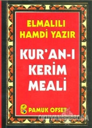 Kur'an-ı Kerim Meali (Elmalılı-012) - Elmalılı Muhammed Hamdi Yazır -