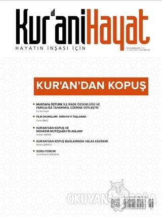 Kur'ani Hayat Dergisi Eylül-Ekim 2019 Yıl: 11 Sayı: 67