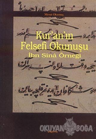 Kur'an'ın Felsefi Okunuşu - Mesut Okumuş - Araştırma Yayınları