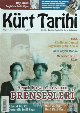 Kürt Tarihi Dergisi Sayı: 9 Ekim - Kasım 2013 - Kolektif - Kürt Tarihi