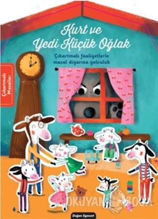 Kurt ve Yedi Küçük Oğlak - Kolektif - Doğan Egmont Yayıncılık