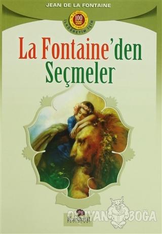 La Fontaine'den Seçmeler - Jean de la Fontaine - Karanfil Yayınları
