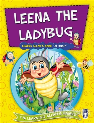 Leena the Ladybug Learns Allah's Name Al Basir