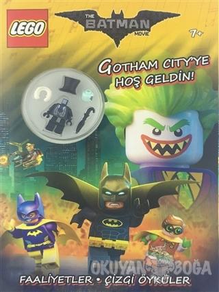 Lego Batman Gotham City'ye Hoş Geldin - Kolektif - Doğan Egmont Yayınc