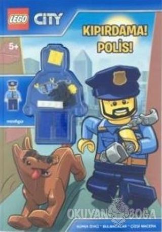 Lego City - Kıpırdama! Polis! - Kolektif - Doğan Egmont Yayıncılık
