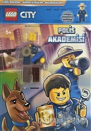 Lego City - Polis Akademisi - Kolektif - Doğan Egmont Yayıncılık