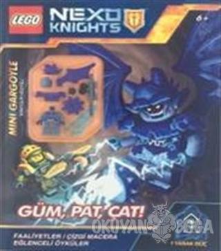 Lego Nexo Knights - Güm, Pat, Çat - Kolektif - Doğan Egmont Yayıncılık