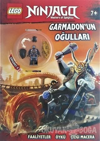 Lego Ninjago - Garmadon'un Oğulları - Kolektif - Doğan Egmont Yayıncıl