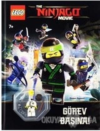 Lego Ninjago Görev Başına! - Kolektif - Doğan Egmont Yayıncılık
