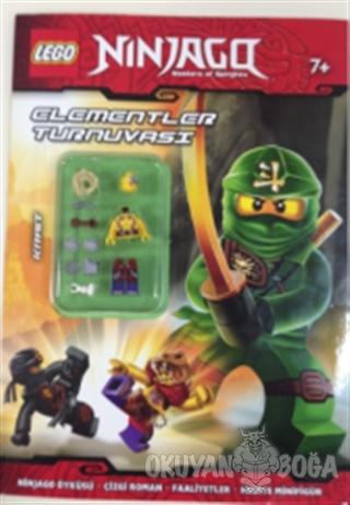 Lego Ninjago Masters of Spinjitzu - Elementler Turnuvası - Kolektif -