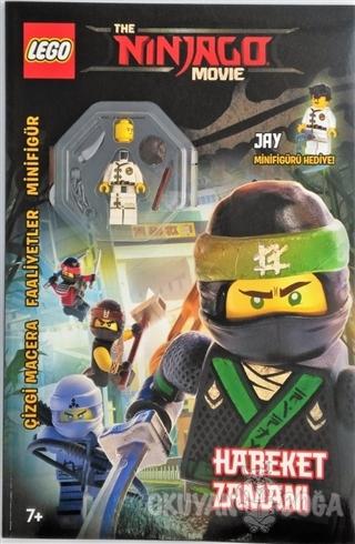 Lego Ninjago Movie - Hareket Zamanı - Kolektif - Doğan Egmont Yayıncıl