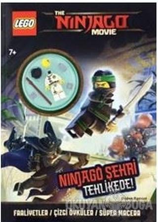 Lego Ninjago Şehri Tehlikede! - Kolektif - Doğan Egmont Yayıncılık